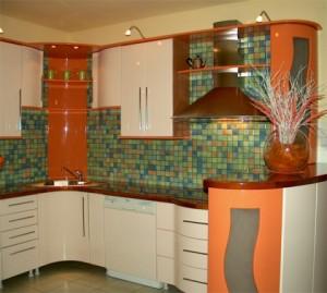 Мебель для кухни - стиль модерн