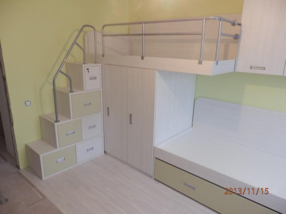 """Детская комната от компании """"Модерн хаус"""""""