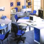 Столы рабочие, фигурные