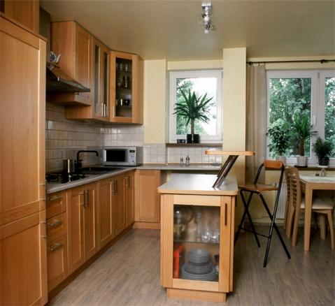 Мебель для кухни - стиль кантри
