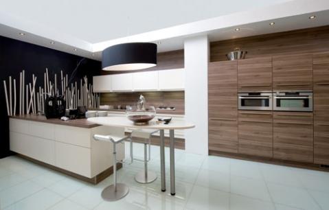 Мебель для кухни - стиль хай-тек